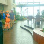Thi công cảnh quan tòa nhà Lotte Center Hà Nội – SalalaGreen