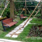 Thi Công cảnh quan đô thị Huyndai Hillstate – SalalaGreen