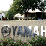 Công Ty chăm sóc cảnh quan sân vườn Nhà máy Yamaha Việt Nam