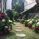 Thi công sân vườn đẹp  Vinhomes – Biệt Thự Vinhomes Riverside
