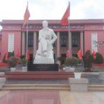 Chăm sóc cảnh quan Học viện Chính trị quốc gia Hồ Chí Minh