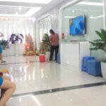 Cho thuê cây nội thất Thẩm Mỹ Viện Keangnam