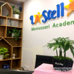 Cho thuê cây nội thất trường mầm non Montessori Academy