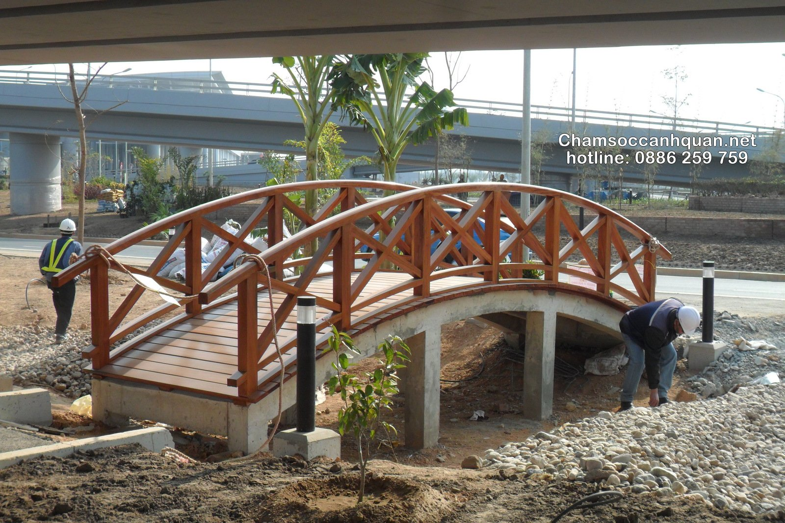 Thi công cahr quan dự án cảng hàng không T2 Nội Bài