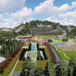 Thiết kế cảnh quan khu du lịch Happy Land Mộc Châu