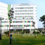 Chăm sóc cảnh quan bệnh viện Vinmec Hạ Long