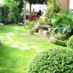 Sân vườn đẹp Hoài Đức – thiết kế thi công SalalaGreen