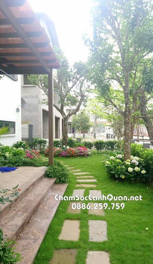Biệt thự sân vườn Ecopark 1
