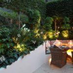 Phần 1: Một khu vườn đẹp không thể thiếu ánh sáng vào ban đêm