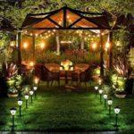 Phần 2: Các loại hình chiếu sáng và chức năng của chúng trong sân vườn