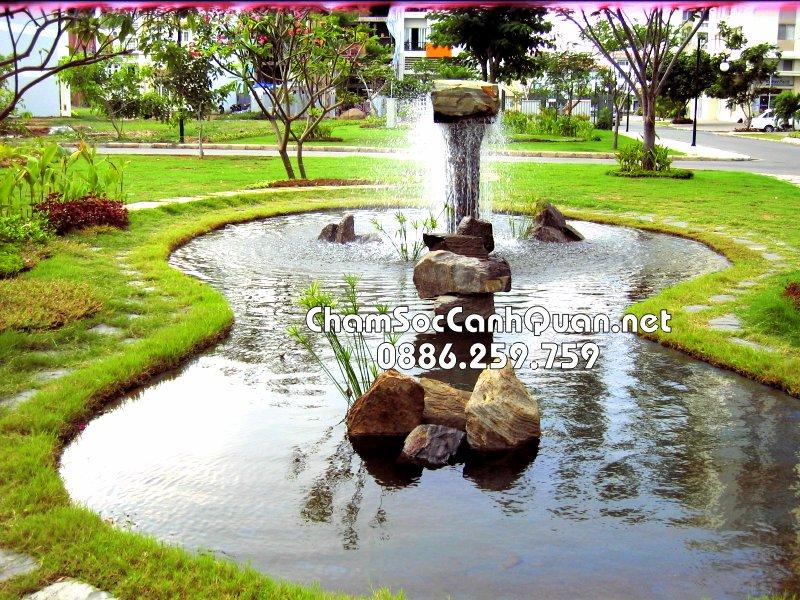 Mẫu Sân vườn đẹp Vinhomes