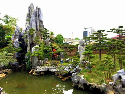 Sân vườn đẳng cấp