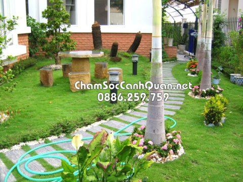 Sân vườn vĩnh phúc