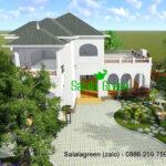 Thiết kế sân vườn biệt thự tại Đà Nẵng