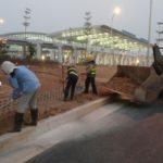 Cảnh quan sân bay T2 Nội Bài – Sân Bay Quốc Tế