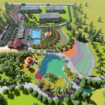 Thiết kế cảnh quan cải tạo nâng cấp trạm dừng nghỉ Uông Bí – Quảng Ninh