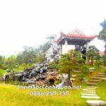 Thi công đồi tùng tại Nam Định