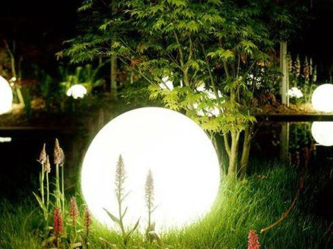 Đèn huỳnh quang sân vườn