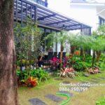 Biệt thự sân vườn Ecopark – Thiết kế thi công SalalaGreen