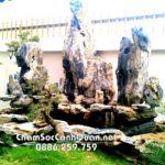 Sân vườn non bộ Hưng Yên – Thiết kế và thi công SalalaGeen